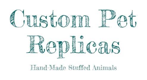 Custom Pet Replicas