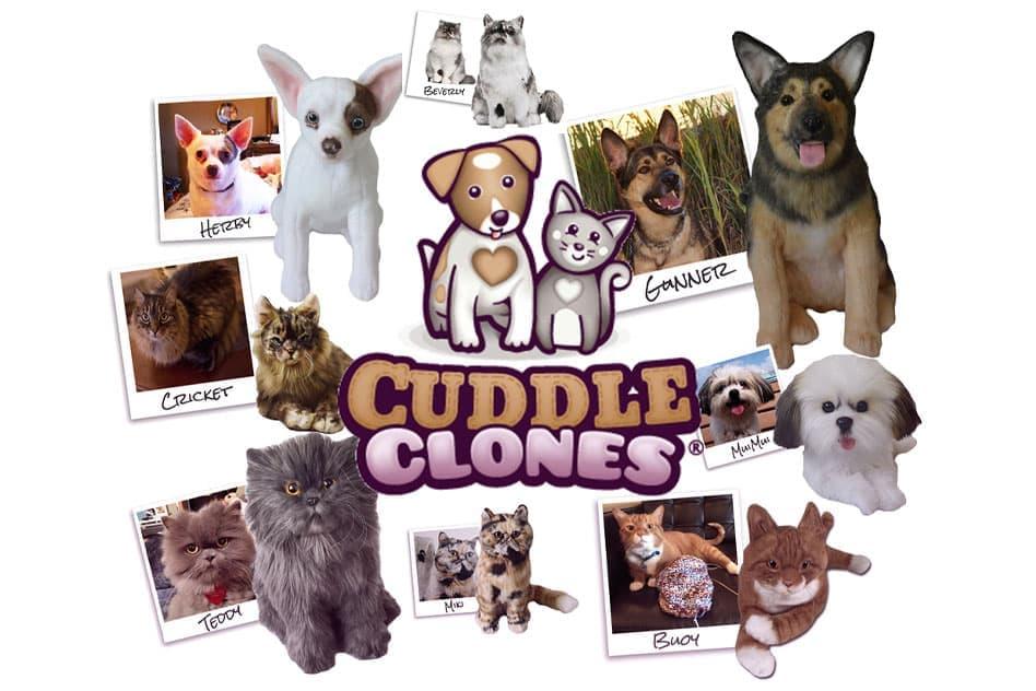 The Best Custom Stuffed Animals of Pets
